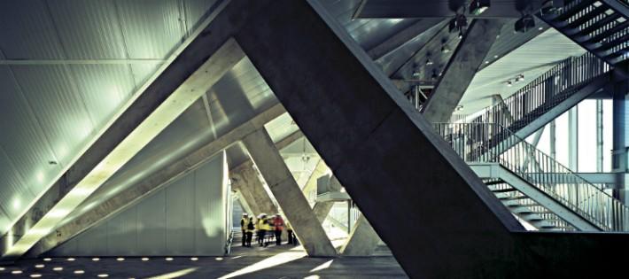 L'architecte Dominique Perrault