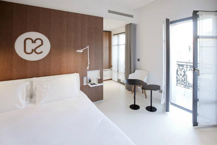 Le C2 hotel à Marseille-1