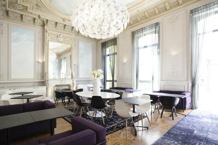 Le C2 hotel à Marseille-2