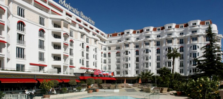 L'hôtel Barrière le Majestic-1 L'Hôtel Majestic Barrière à Cannes L'Hôtel Majestic Barrière à Cannes Lh  tel Barri  re le Majestic 1 710x315
