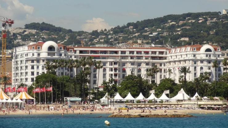 L'hôtel Barrière le Majestic-5 L'Hôtel Majestic Barrière à Cannes L'Hôtel Majestic Barrière à Cannes Lh  tel Barri  re le Majestic 5
