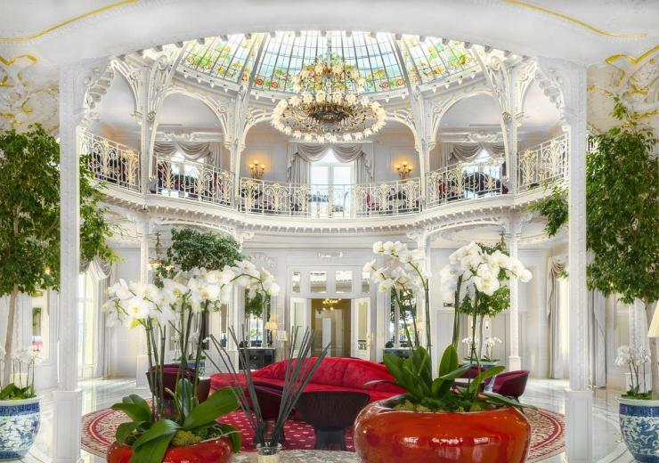 L'hôtel de luxe HErmitage à Monaco-6 Un séjour romantique à l'Hôtel Hermitage Monte-Carlo Un séjour romantique à l'Hôtel Hermitage Monte-Carlo Lh  tel de luxe HErmitage    Monaco 6