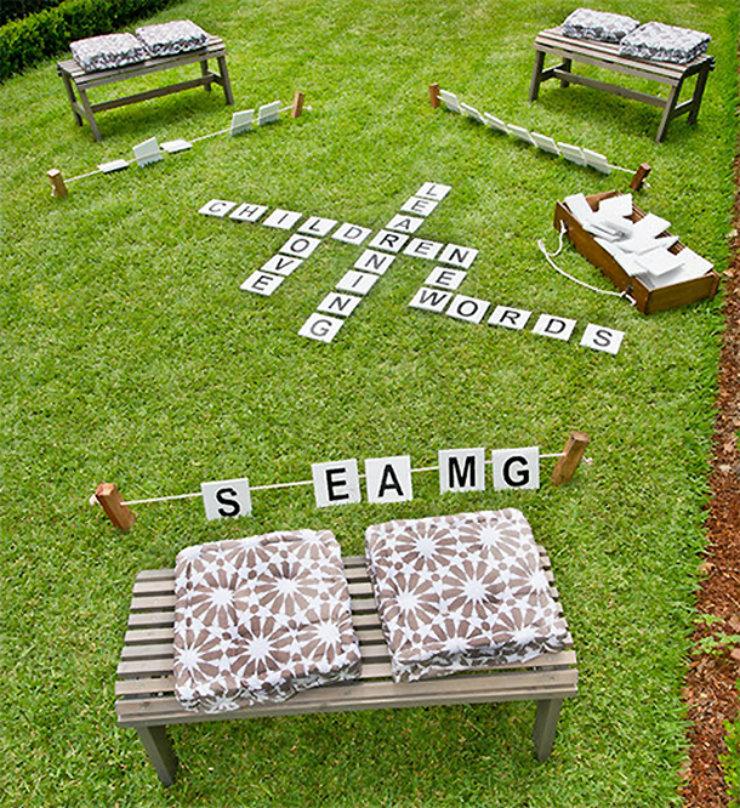 Magasinsdeco-Transformez votre arrière-cour aujourd'hui!-Scrabble