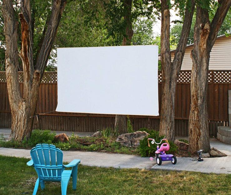 Magasinsdeco-Transformez votre arrière-cour aujourd'hui!--toile-cinema-exterieur