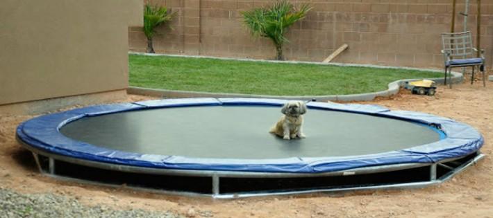 Magasinsdeco-Transformez votre arrière-cour aujourd'hui!-trampoline