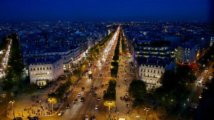 l'hôtel Champs Elysées Plaza-6 L'Hôtel Champs Elysées Plaza L'Hôtel Champs Elysées Plaza lh  tel Champs Elys  es Plaza 6