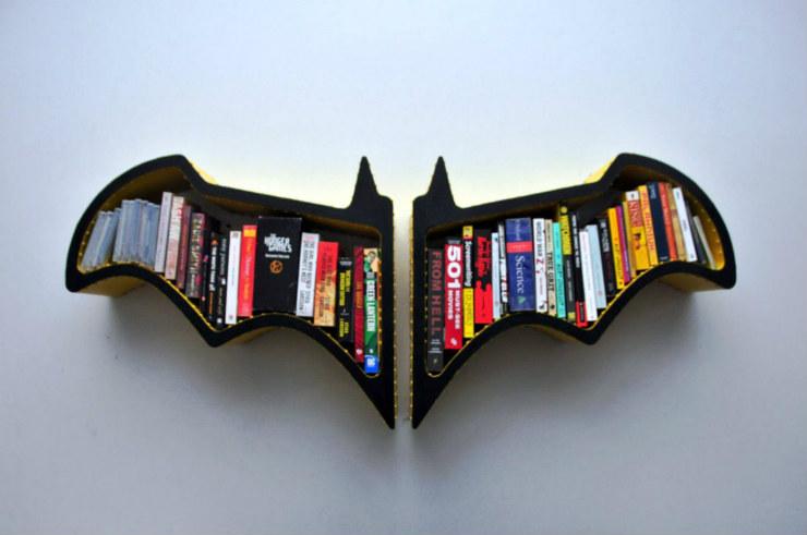 magasinsdeco-Comment ranger vos livres-Creative-Bookshelves