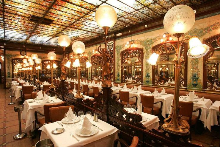 Delicat S Restaurant Paris