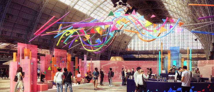 100% Design – Le meilleur du Design Contemporain Exposée à Londres  100% Design – Le Meilleur du Design Contemporain Exposé à Londres 100% Design – Le Meilleur du Design Contemporain Exposé à Londres 1