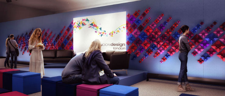 100% Design – Le meilleur du Design Contemporain Exposée à Londres  100% Design – Le Meilleur du Design Contemporain Exposé à Londres 100% Design – Le Meilleur du Design Contemporain Exposé à Londres 2