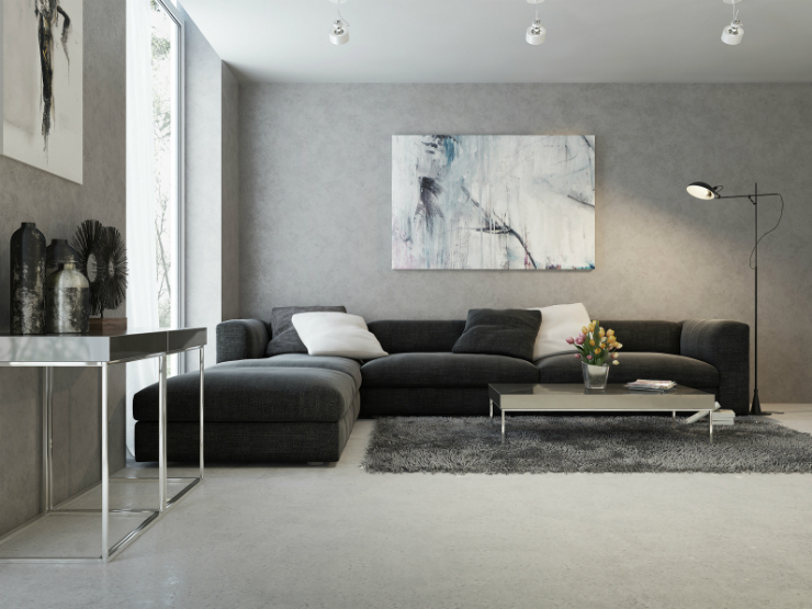 Des conseils pour choisir la couleur de votre salon for Choisir peinture salon