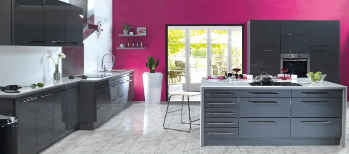 Les 5 couleurs tendances pour votre cuisine