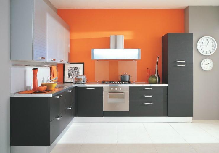 Les 5 couleurs tendances pour votre cuisine - Meilleur couleur pour cuisine ...