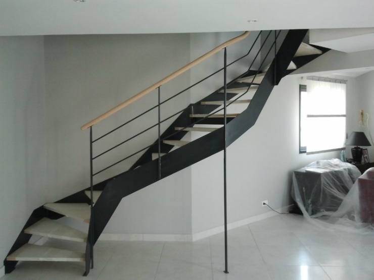 Escaliers - 3 Le meilleur escalier pour votre salon Le meilleur escalier pour votre salon Escaliers 3