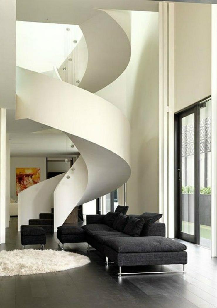 Escaliers - 6 Le meilleur escalier pour votre salon Le meilleur escalier pour votre salon Escaliers 6