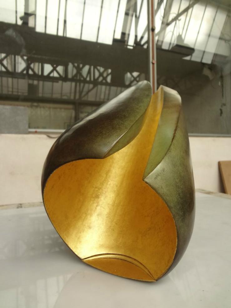 Hervé Wahlen - 1 Les sculptures d'Hervé Wahlen Les sculptures d'Hervé Wahlen Herv   Wahlen 1