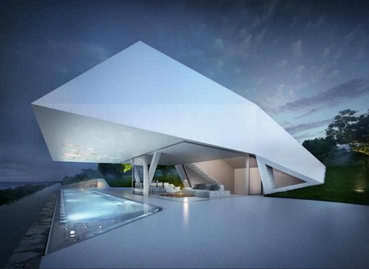 Les 5 plus belles villas design - 2 Les 5 villas design à  découvrir absolument Les 5 villas design à  découvrir absolument Les 5 plus belles villas design 2