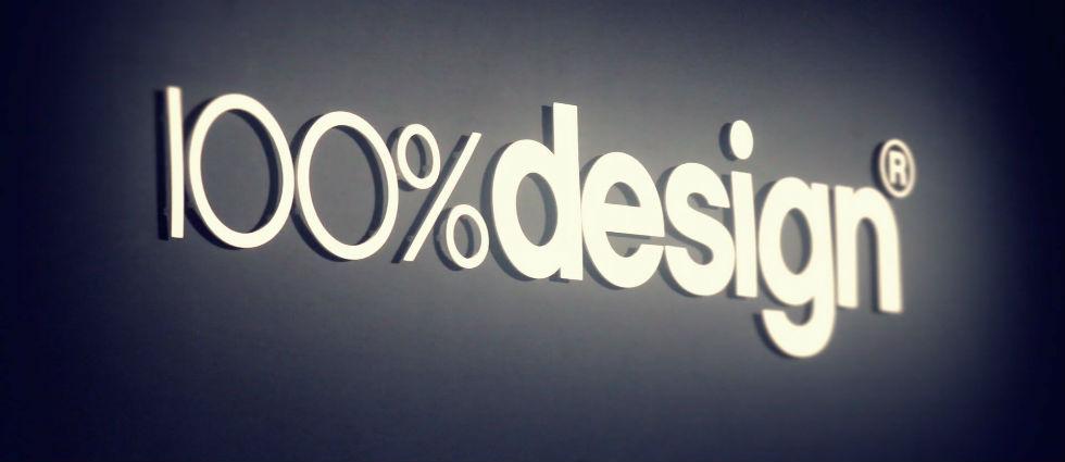 100% Design – Le meilleur du Design Contemporain Exposée à Londres