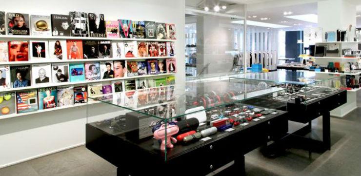 Étage de l'entrée Colette: Le magasin du Design à Paris Colette: Le magasin du Design à Paris   tage de lentr  e