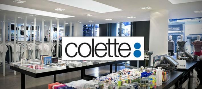 Colette: Le magasin du Design à Paris Colette: Le magasin du Design à Paris Colette Magasin 710x315