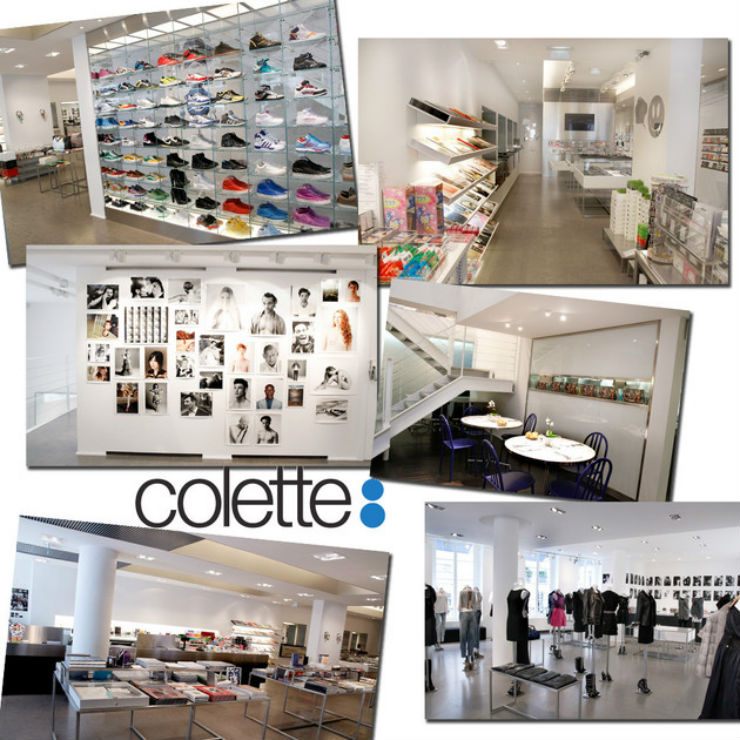 Colette Colette: Le magasin du Design à Paris Colette: Le magasin du Design à Paris Colette