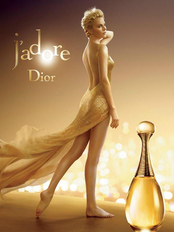 Dior - 6 Le parfum j'adore de Dior Le parfum j'adore de Dior Dior 6