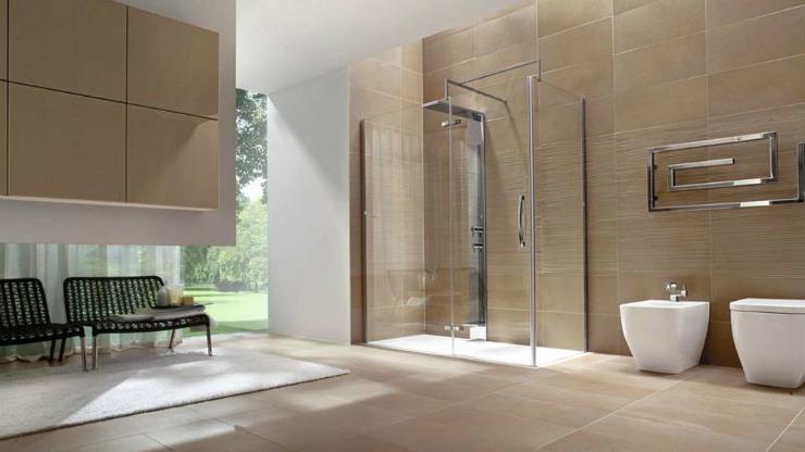 Douches à l'italienne - 2 Une douche à l'italienne Une douche à l'italienne Douches    litalienne 2