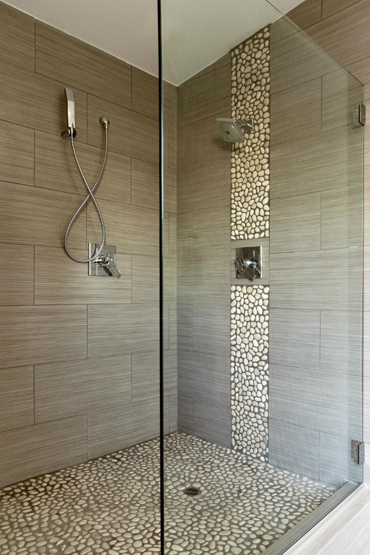 Douches à l'italienne - 5 Une douche à l'italienne Une douche à l'italienne Douches    litalienne 5