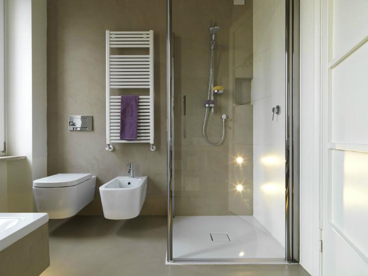 Douches à l'italienne - 6 Une douche à l'italienne Une douche à l'italienne Douches    litalienne 6