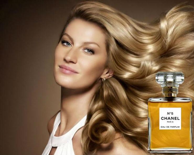 Giselle Bünchen Chanel N ° 5: le Parfum pour cette saison Chanel N ° 5: le Parfum pour cette saison Giselle B  nchen