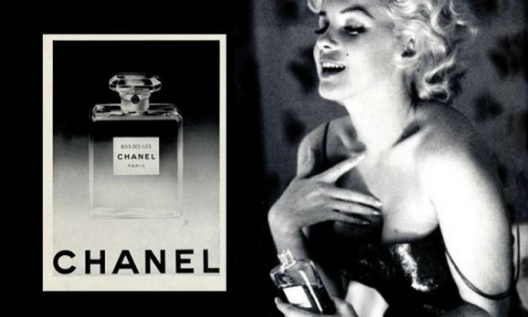 Marilyn Monroe Chanel N ° 5: le Parfum pour cette saison Chanel N ° 5: le Parfum pour cette saison Marilyn Monroe