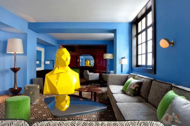 Moderne décoration Le Déco exotique de India Mahdavi Le Déco exotique de India Mahdavi Moderne d  coration