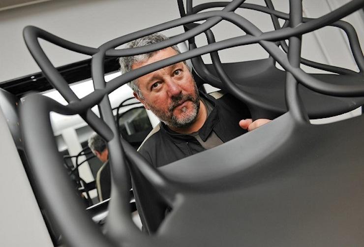 Philippe Starck - 2 Impréssions d'ailleurs par Philippe Starck Impréssions d'ailleurs par Philippe Starck Philippe Starck 2