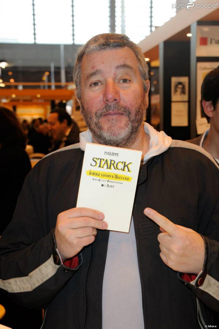 Philippe Starck - 3 Impréssions d'ailleurs par Philippe Starck Impréssions d'ailleurs par Philippe Starck Philippe Starck 31