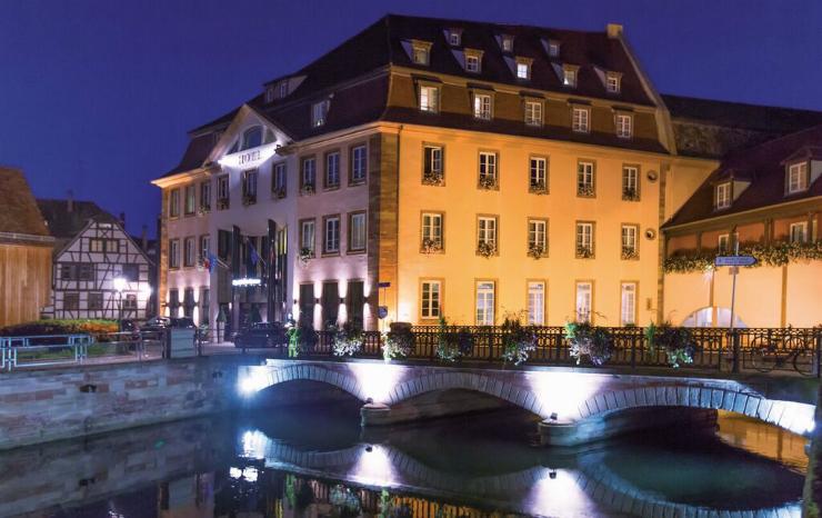 Petite France - 8 Le Régent Petite France & Spa à Strasbourg Le Régent Petite France & Spa à Strasbourg Petite France 8