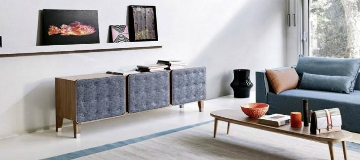 Des meubles design pour votre pièce à vivre