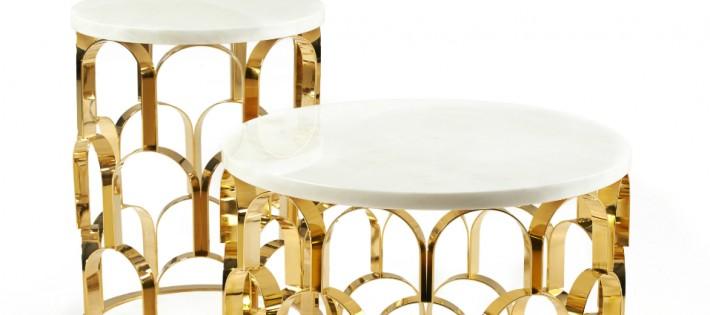 Les plus belles tables d'appoint