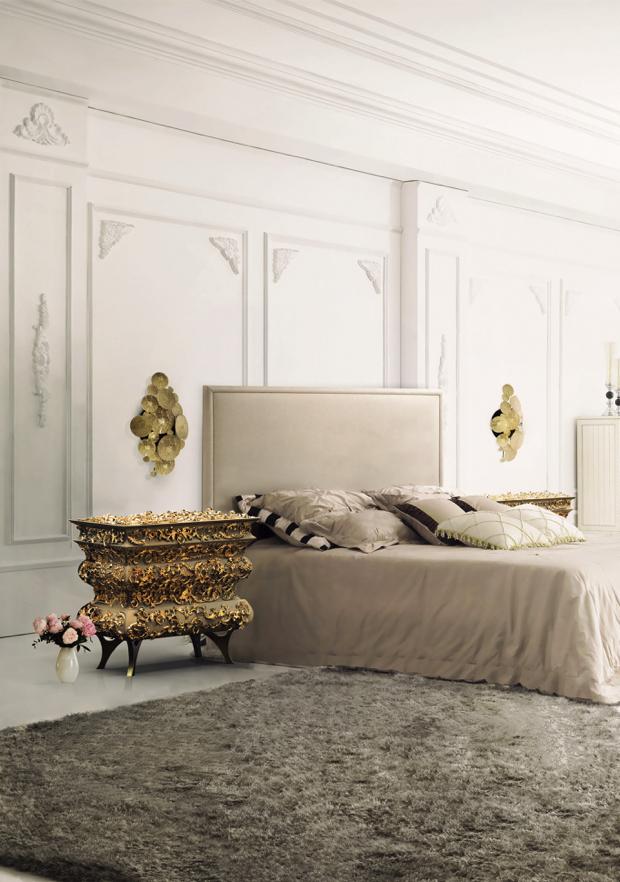 1 Les tables de chevet pour votre chambre Les tables de chevet pour votre chambre 120