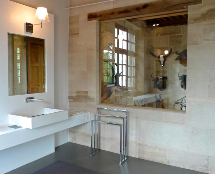 4 Une salle de bain par Philippe Demougeot Une salle de bain par Philippe Demougeot 420