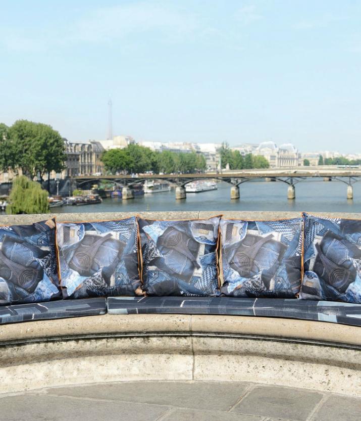 2 Des tissus signés Jean Paul Gaultier Des tissus signés Jean Paul Gaultier 21