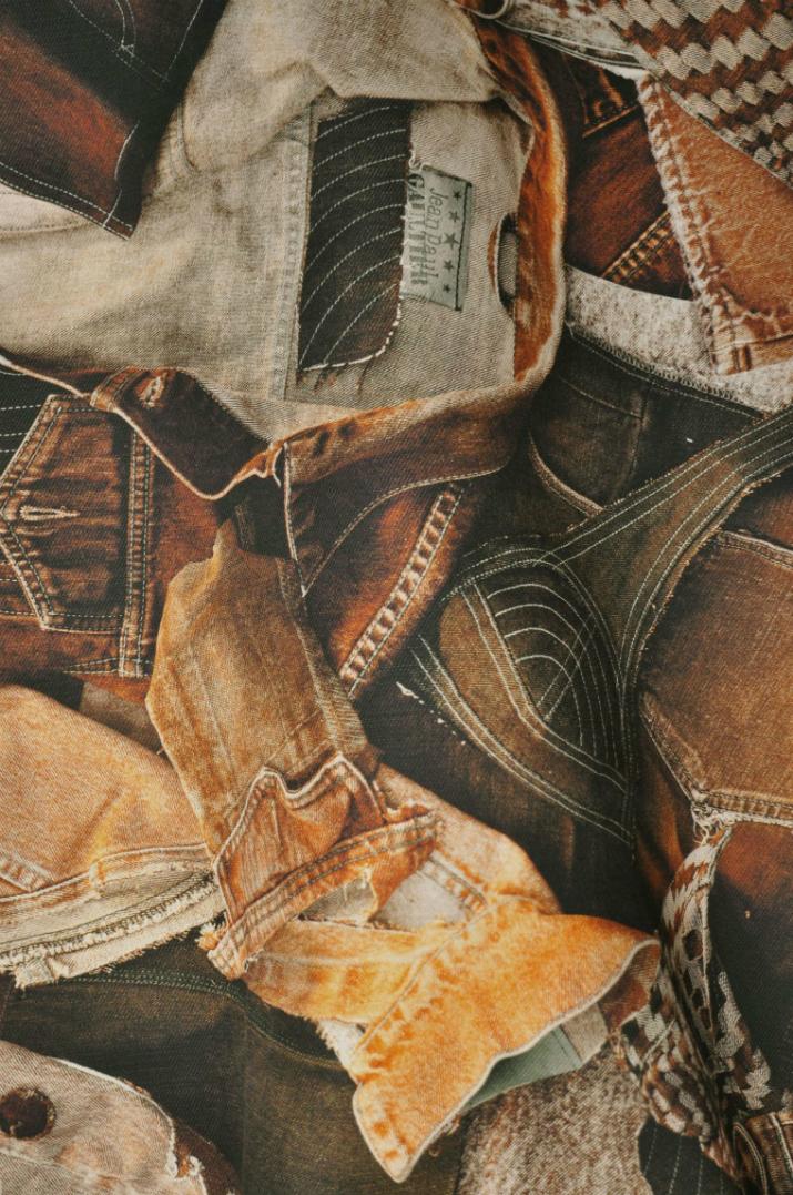 3 Des tissus signés Jean Paul Gaultier Des tissus signés Jean Paul Gaultier 31