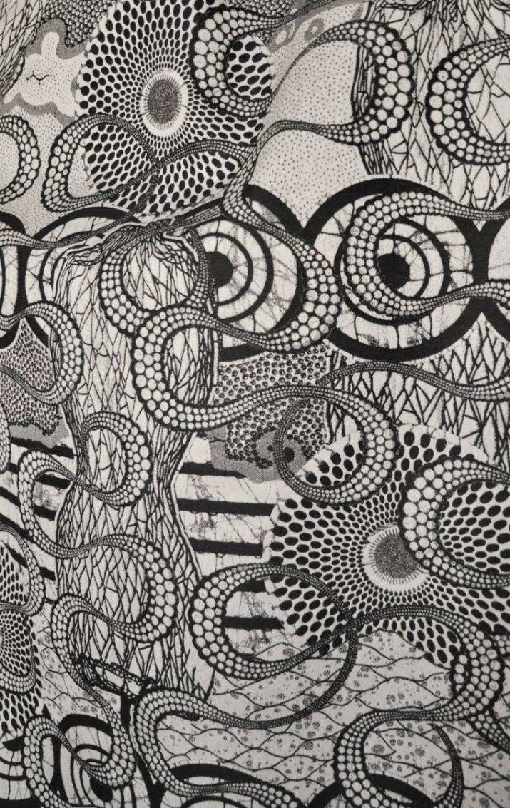 Tissu Jean Paul Gaultier des tissus signés jean paul gaultier