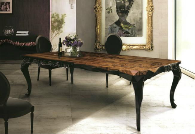 1 10 tables à manger au design unique 10 tables à manger au design unique 117