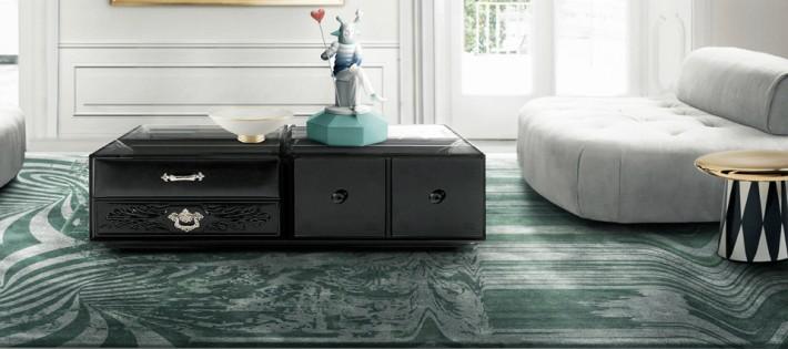 Des tapis pour votre salon