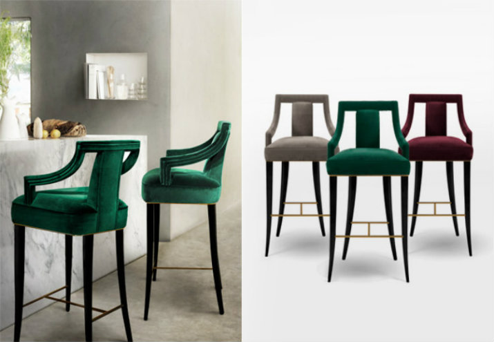 5 chaises de bar pour votre cuisine. Black Bedroom Furniture Sets. Home Design Ideas