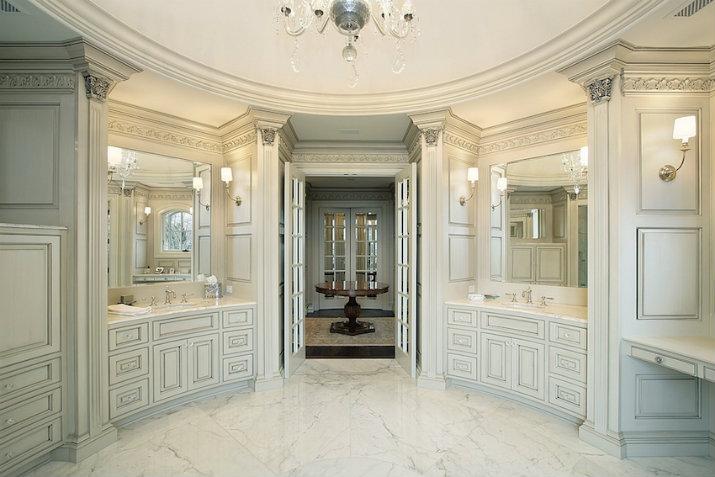 Hauteur Vanite Salle De Bainsalles de bain de luxe salle de
