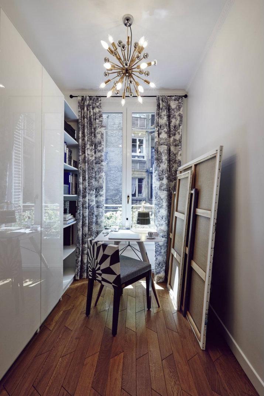 LE PROJET ÉLÉGANTE AVEC LA CRÉATIVITÉ ET CONFORT CONTEMPORAIN L'appartement par Rue Monsieur Paris L'appartement par Rue Monsieur Paris 44