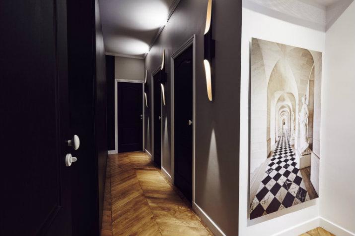 LE PROJET ÉLÉGANTE AVEC LA CRÉATIVITÉ ET CONFORT CONTEMPORAIN L'appartement par Rue Monsieur Paris L'appartement par Rue Monsieur Paris 62