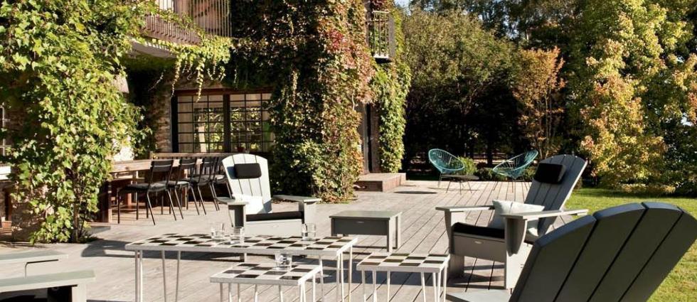 la maison de campagne de sarah lavoine magasins d co. Black Bedroom Furniture Sets. Home Design Ideas
