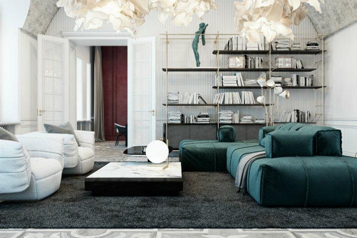 Un appartement de luxe en Italie appartement de luxe Un appartement de luxe en Italie 15